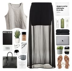 """""""JUST A HINT OF PAIN"""" by f-4bulous ❤ liked on Polyvore featuring Benetton, Aveda, PLANT, Fresh, Calvin Klein, Rig-Tig by Stelton, Cassia, Stila, Marc Jacobs and Topshop"""