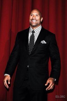 Dwayne Johnson aka The Rock! ❤️