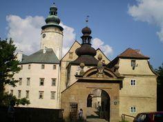 Česko, Lemberk - Zámek
