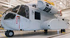 Sikorsky delivers first CH-53K ground test vehicle to flight test team via @flightglobal