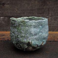 Mitch Iburg, Hikidashi Tea Bowl, 2014 #Anagama, #wabisabi, #koge #yakishime…