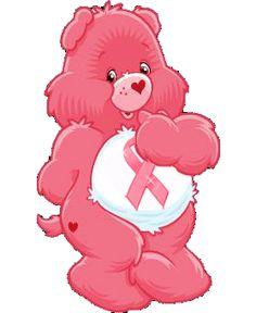 breast cancer carebear <3