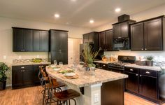 Saphire New Home Plan in Campus Ridge Townhomes by Lennar