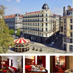 Hotel in Lyon (Rhône, Rhône-Alpes) - France-Voyage.com