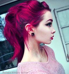 Renkli Saça Sahip Olmayı İsteyeceğiniz 21 Fotoğraf