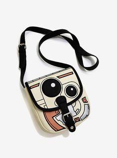 Star Wars BB-8 Pastel Saddle Bag,
