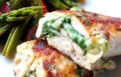 Pesto Baked Chicken. Delish!!!