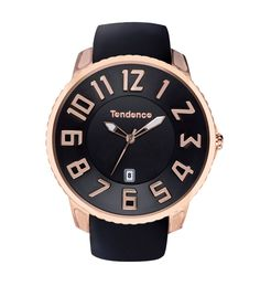 aeb67c4c52b6 Tendence - In Stock! - Stylish oversized Slim watch from Tendence