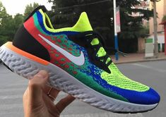 e5a5201efd0 Nike Epic React Flyknit Belgium Release Date - Sneaker Bar Detroit