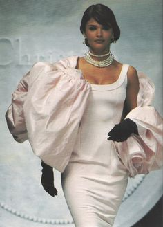 Christian Dior by Gianfranco Ferre F/W 1992 Haute Couture