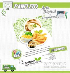 Arte+Impressão - Panfleto 31