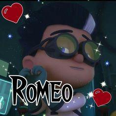 Oh Romeo, mwah! Romeo Pj Masks, Wonka Factory, Evil Geniuses, Lol, Madrid, Movies, Movie Posters, Pasta, Baby Shower