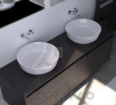 #bathroom  #interior #design Накладная раковина Sign Testo, testo_lac_01_gw