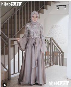 Model Kebaya Muslim, Dress Brokat Muslim, Kebaya Modern Hijab, Dress Brokat Modern, Dress Pesta, Muslim Dress, Model Baju Hijab, Model Kebaya Brokat Modern, Dress Brukat