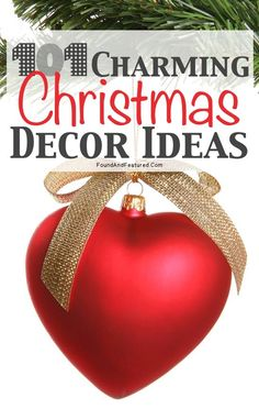 101 Charming Christmas Decor Ideas