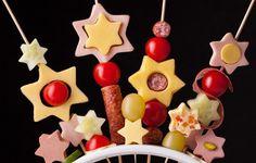 Рецепты канапе для детей, секреты выбора ингредиентов и добавления