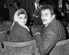 Mina Mazzini  e Domenico  Modugno mb