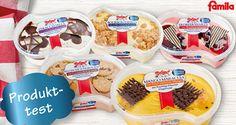 30 Tester für Eissorten von Hofgut
