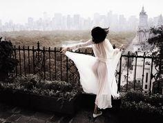 Good morning Central Park  (Patrick Lichfield)