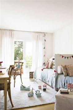 30 habitaciones para dos o más · ElMueble.com · Niños Complementos de www.blaubloom.com