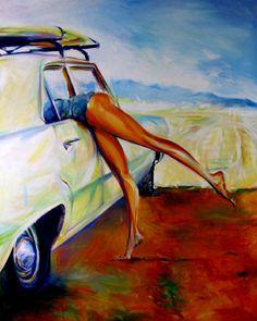 ronzo #surf #art