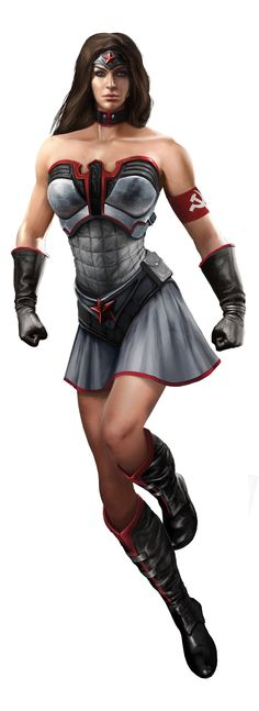Injustice: Gods Among Us - Wonder Woman