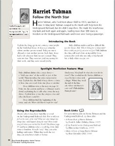 Harriet Tubman's route- map activity for girls | Homeschool ...