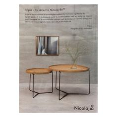 Triplo i Politikens Design sektion