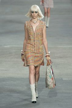 CHANEL Spring-Summer2014 Paris |ELLE ONLINE