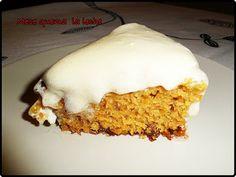 Carrot cake mira la receta en http://mesequemalaleche.blogspot.com.es/2012/11/carrot-cake.html