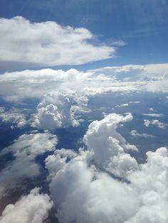 Swim in clouds