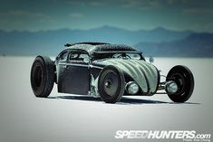 I am a big fan of this volks rod.  I think the rims are great and would work with a a double cab.   KDFRod-7396