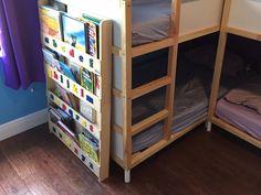 IKEA Hack Kura Bunk Bed