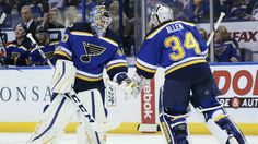 Jake Allen not travelling with Blues: He's 'struggling right now'