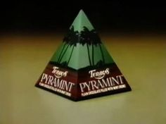 Terrys Pyramints! _ would give anything for them to bring pyramints back.
