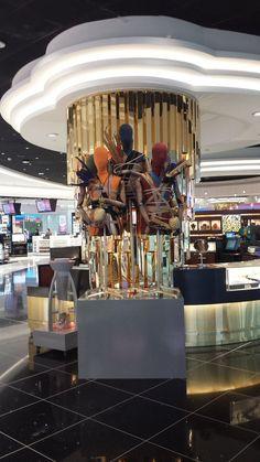 Heinemann duty free budapest airport shop design ideas for International decor dubai