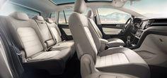 Sitio para todos. Volkswagen Golf Sportsvan.