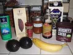 Paleo Mermaid: RECIPE: Paleo Chocolate Pudding