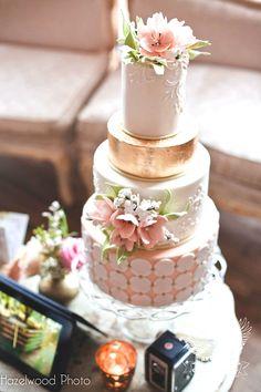 Drop Dead Gorgeous Wedding Cake Ideas