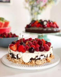 Cake Recipes, Dessert Recipes, Delicious Desserts, Yummy Food, Eat Dessert First, Food Cakes, Cake Cookies, Love Food, Sweet Treats