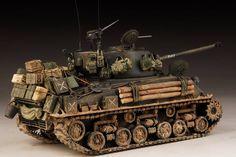 Panzer Collection Metal Tanks.