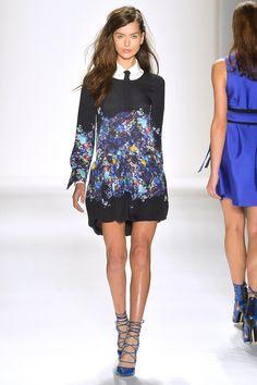 """Not from my boyfriend's closet"" -Suzy Kellems Dominik | Marissa Webb Spring 2014 Ready-to-Wear Collection"