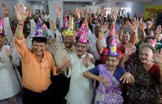 indian old people enjoying - Google Search