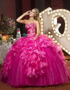 Beautiful quinceanera dress #misXV #misquinces #quinceanera #XV #dress #quincedress #sweet16