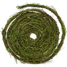 25' Moss Covered Grapevine Garland