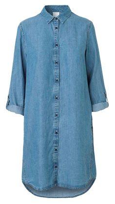 HELOISE skjortekjole Project AJ117   Shop Serafine.dk