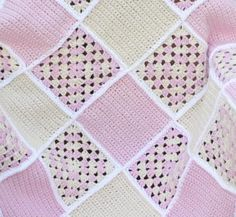 Crocheting: Sweet Dreams Baby Blanket