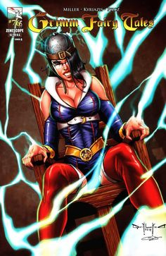 Grimm Fairy Tales #76 - The Lockdown, Part 1 (Issue)