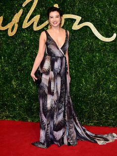 Daisy Lowe aux British Fashion Awards 2015