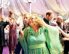 I love the Weasleys!